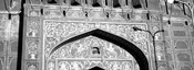 Details of a gate, ChandPole Gate, Jaipur, Rajasthan, India