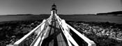 Marshall Point Lighthouse, built 1832, rebuilt 1858, Port Clyde, Maine