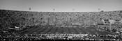 Football stadium full of spectators, Los Angeles Memorial Coliseum, California