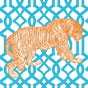 Bright Menagerie Tiger