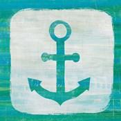 Ahoy III Blue Green