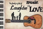 Music, Laughter, Love