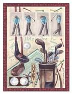 Golf Clubs and Golf Balls