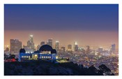 L.A. Skyline with Griffith Observatory
