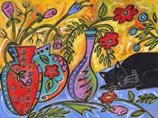 Flower Shop Catnap