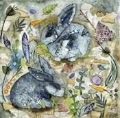 Rainy Day Rabbits