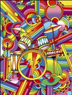 Pop Art Drums