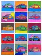 Pop Art Classic Volvo