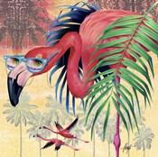 Cool Flamingoes