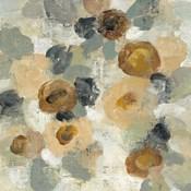 Neutral Floral Beige III