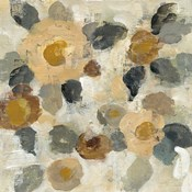 Neutral Floral Beige II