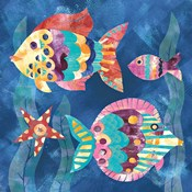 Boho Reef Fish II