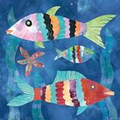 Boho Reef Fish I