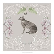 Hare & Antlers I