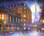 Mightnight In Paris