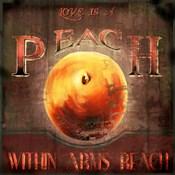 Love Is A Peach