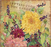 Letters from the Garden III