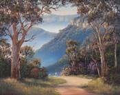 Spring Morning - Katoomba