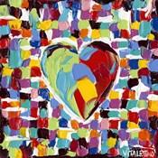 Mosaic Heart I