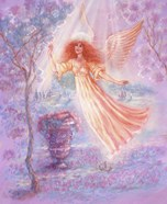 Angel Of Sacred Glade