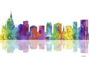 Orlando Florida Skyline 1