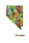 Nevada State Map 1