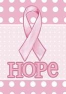 Pink Polka Dot Hope