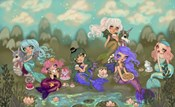Mermaids Tea Party