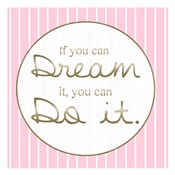 Dream And Do