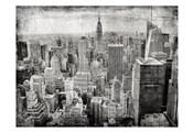 Manhattan Fom The Sky