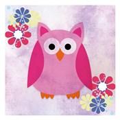 Retro Owl 1