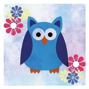 Retro Owl 2