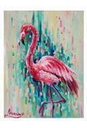 Flamingo Pose 1