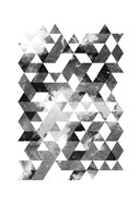 Black And White Triangles Mate