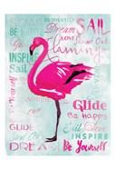 Sky Flamingo