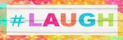 Laugh Hashtag