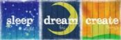 Sleep Dream Create