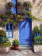 Provence Blue Door
