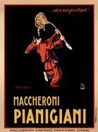 Maccheroni Pianigiani 1922
