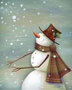 Christmas Magic Snowman