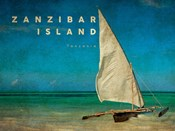 Vintage Zanzibar Island, Tanzania, Africa