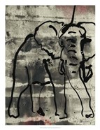 Abstract Elephant I