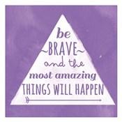 Amazingly Brave