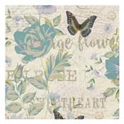 Carte Postal Floral 1