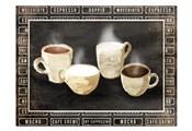 Row Of Coffee