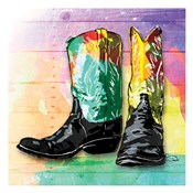 Colorful Boots