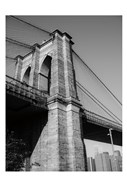 Beneath Brooklyn Bridge 1