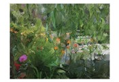 Monets Pond At Giverny