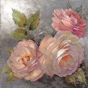Roses on Gray II