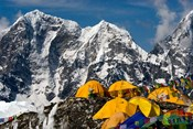 Base Camp, Mt Everest, Nepal